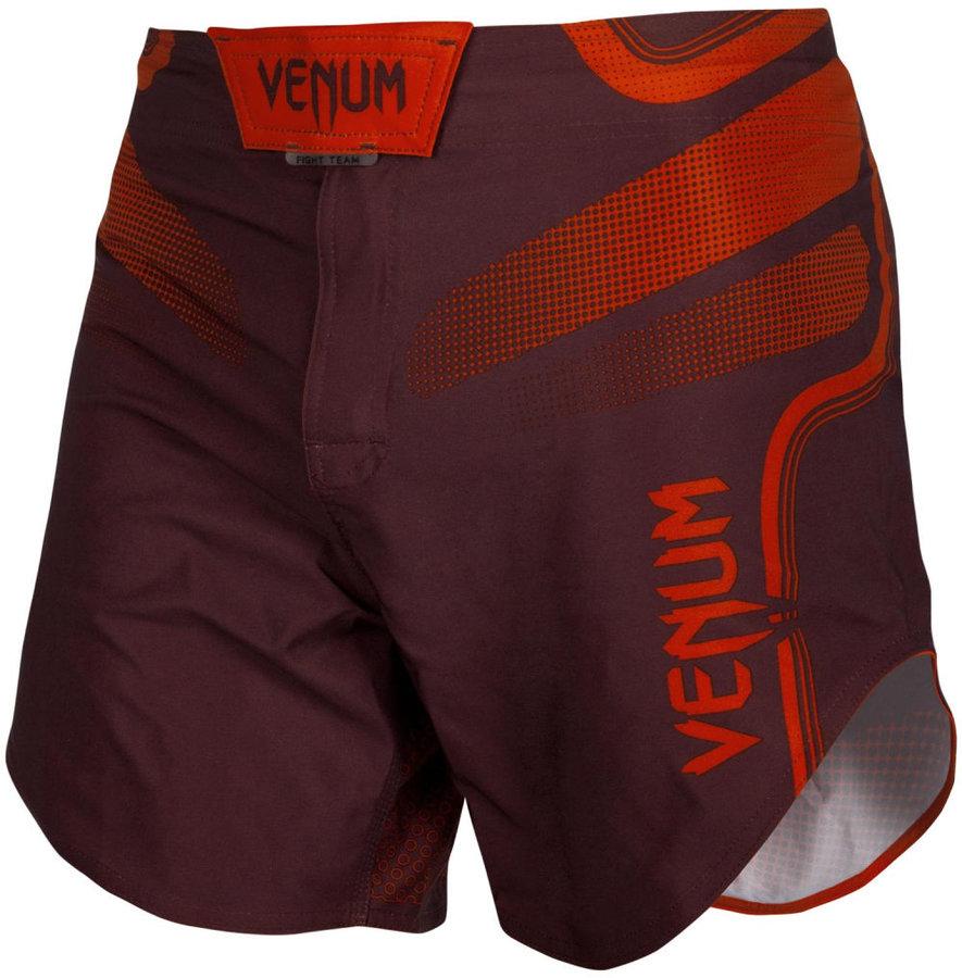 MMA šortky - Venum Tempest 2.0 MMA trenky - červená - červená - velikost M