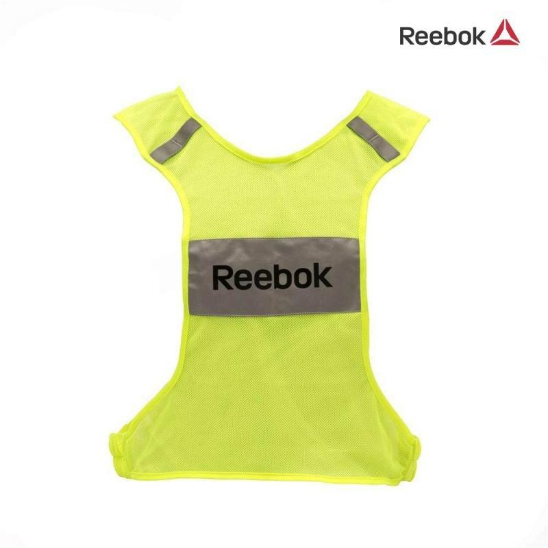 Žlutá pánská běžecká vesta Reebok