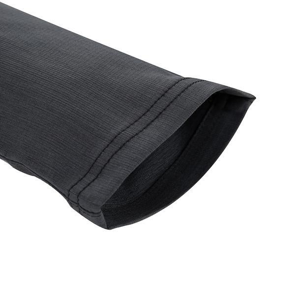 Černé softshellové dětské kalhoty Alpine Pro - velikost 116-122