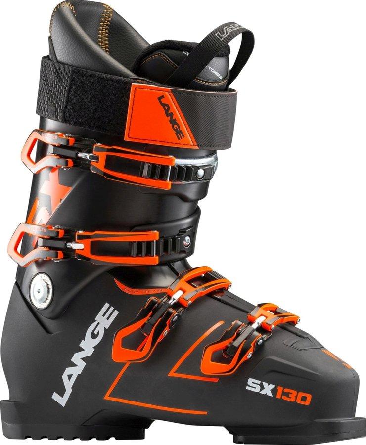 Pánské lyžařské boty Lange - velikost vnitřní stélky 26,5 cm