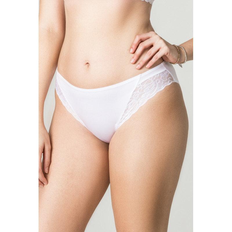 Kalhotky - Kalhotky Triola 31665 - barva:BV03/bílá, velikost:85