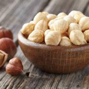 Lískové ořechy - Lískové ořechy natural