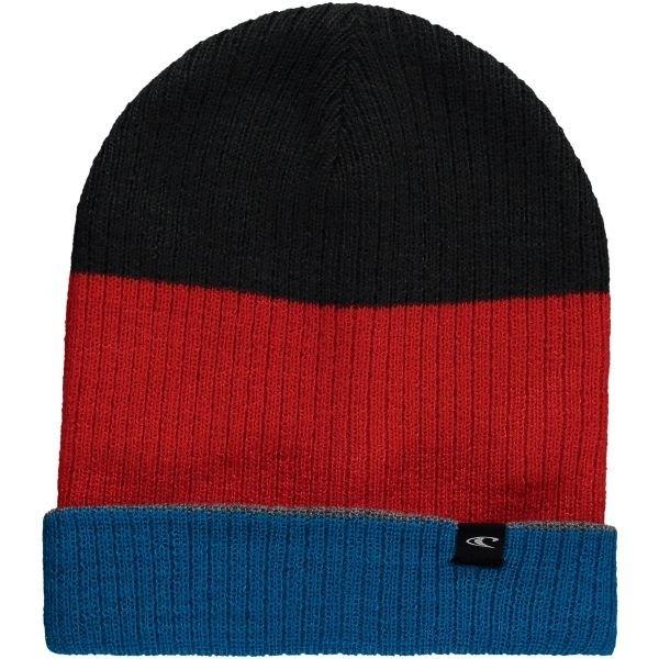 Různobarevná pánská zimní čepice O'Neill