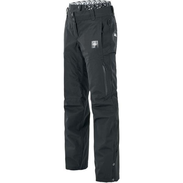 Černé zimní dámské kalhoty Picture - velikost M