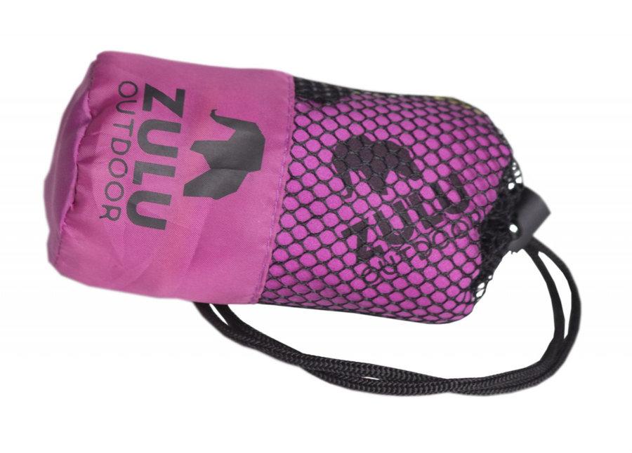 Ručník - Ručník Zulu Light 40x80 cm Barva: růžová