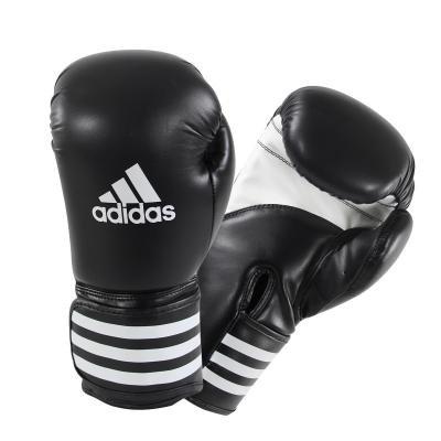 Černé boxerské rukavice Adidas - velikost 12 oz