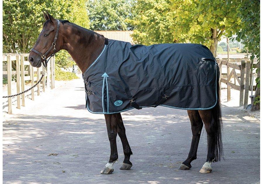 Deka - Harry´s Horse Deka nepromokavá Thor Ebony 200g 600 D Velikost dek: 95