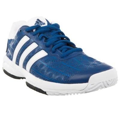 Modrá pánská tenisová obuv Barricade Club, Adidas
