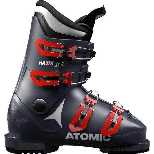 Černé dětské lyžařské boty Atomic - velikost vnitřní stélky 25-25,5 cm