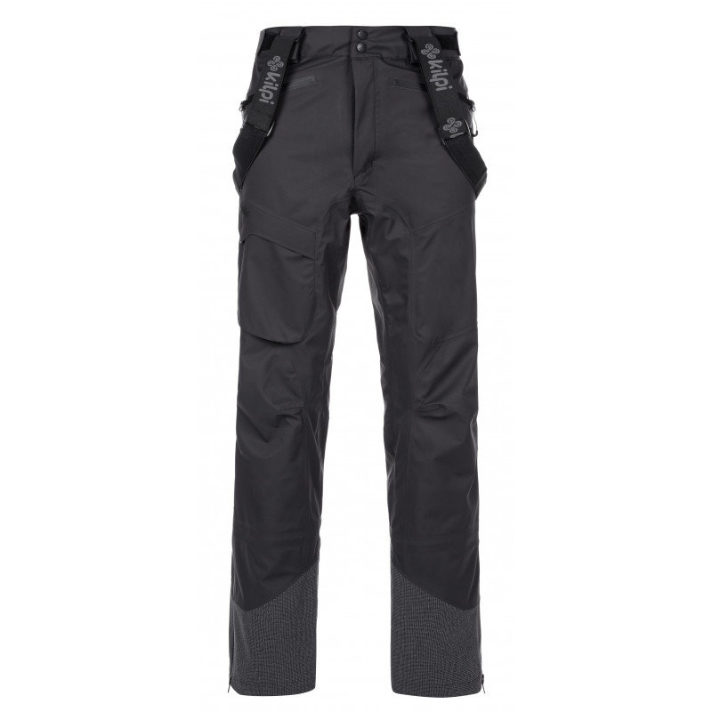 Černé pánské lyžařské kalhoty Kilpi