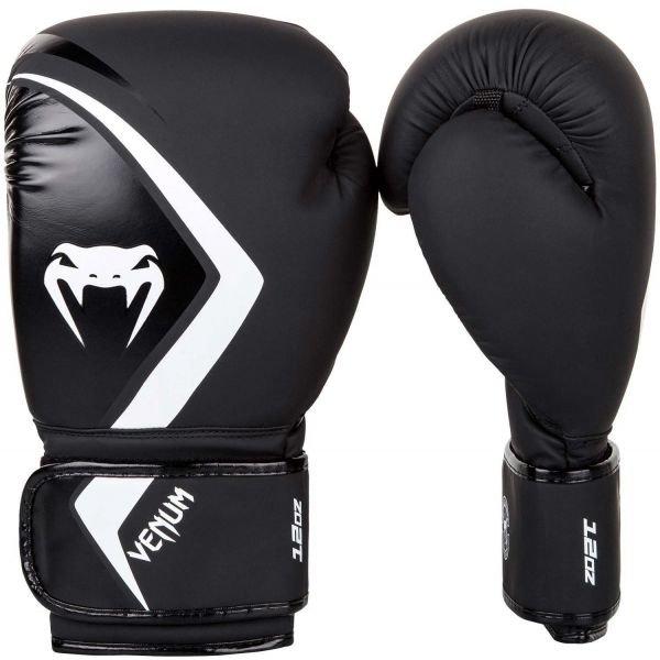 Černé boxerské rukavice Venum