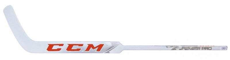 Levá brankářská hokejka - senior Premier Pro, CCM - délka 69 cm