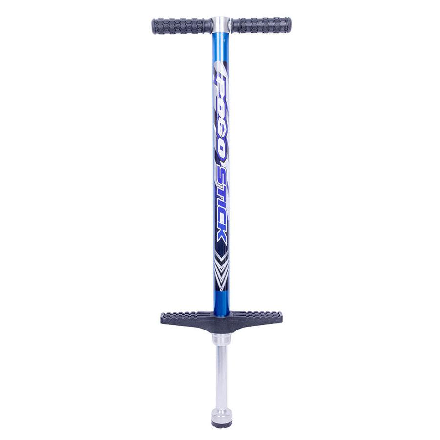 Fialovo-modrá skákací tyč Worker - nosnost 75 kg