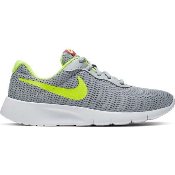 Šedé dětské tenisky Nike
