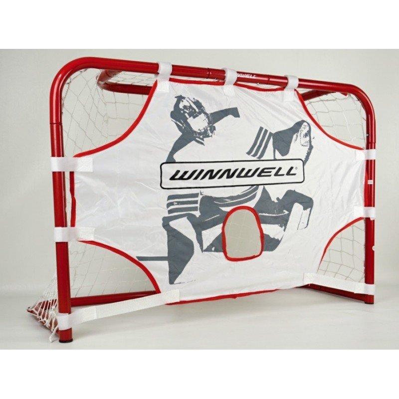 "Hokejová branka - Hokejová branka Winnwell 32"" Mini Net Set"