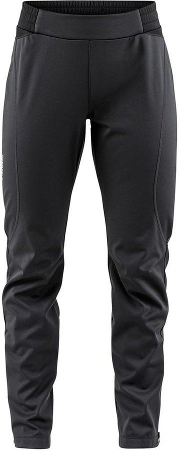 Černé dámské kalhoty na běžky Craft