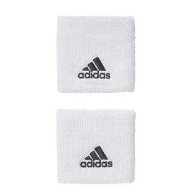 Bílé potítko Adidas - 2 ks
