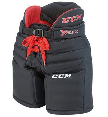 Černé brankářské hokejové kalhoty (dítě) CCM