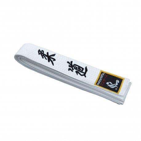 Bílý judo pásek MASUTAZU