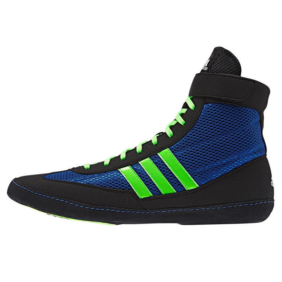 Černé zápasnické boty Combat Speed 4, Adidas