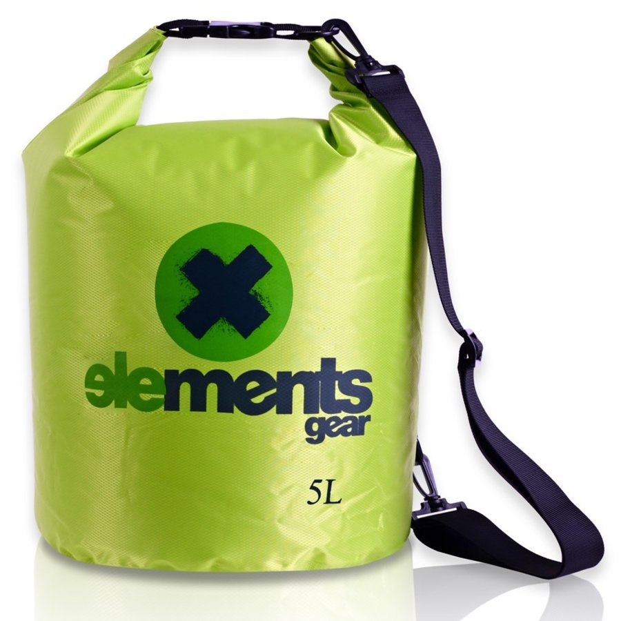 Zelený lodní vak Light, Elements Gear - objem 5 l