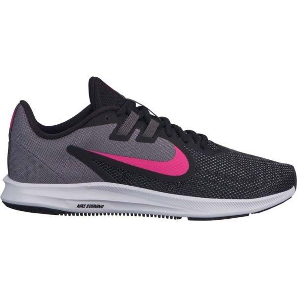 Černo-šedé dámské běžecké boty Nike