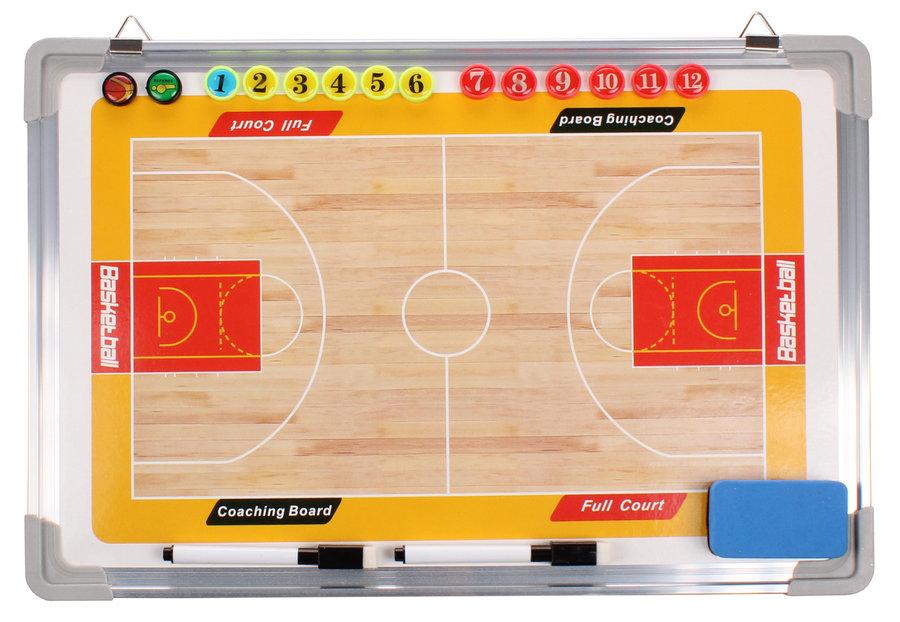 Basketbalová trenérská tabule - Merco Basketbal 43