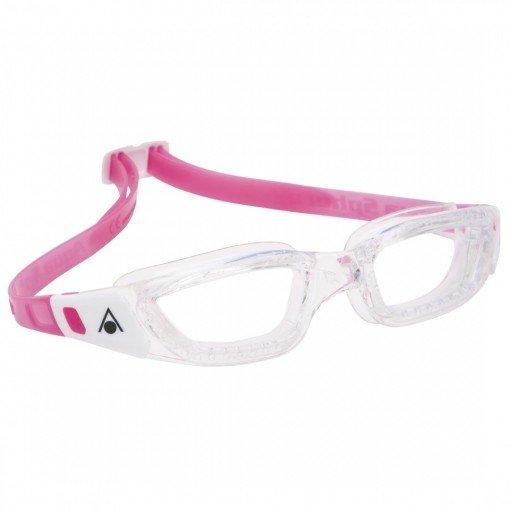 Růžové dětské chlapecké nebo dívčí plavecké brýle KAMELEON JUNIOR, Aqua Sphere