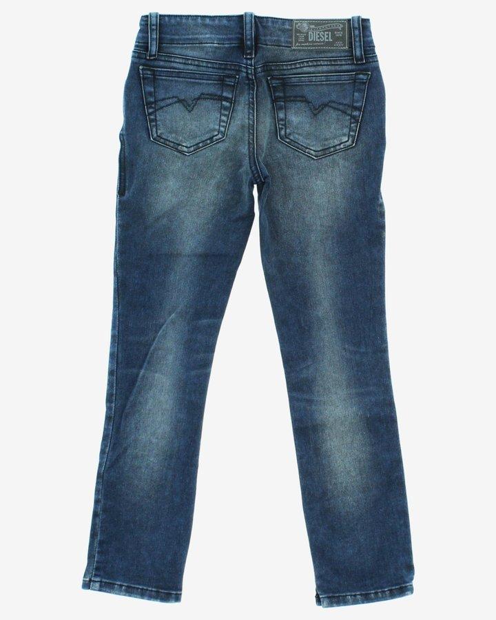 Modré dívčí džíny Diesel - velikost 116