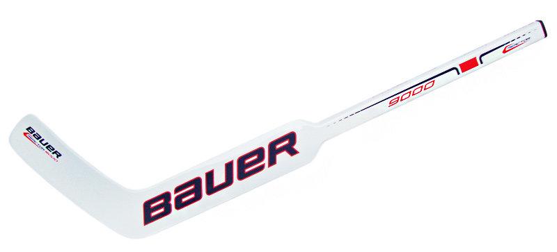 Levá brankářská hokejka Bauer - délka 65 cm