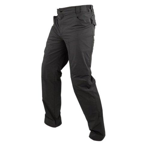 Kalhoty - Kalhoty ODDYSEY rychleschnoucí CHARCOAL (ŠEDÉ)