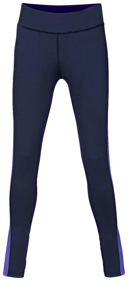 Modré dámské kalhoty Alpine Pro