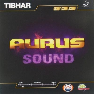 Potah na pálku Auras Sound, Tibhar