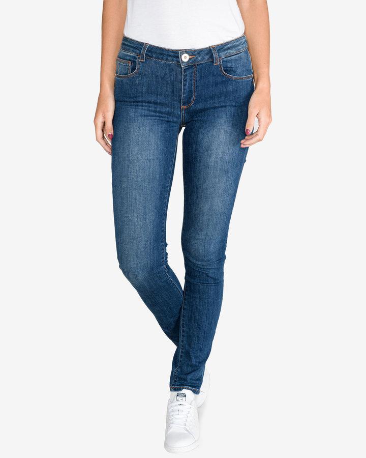 Modré dámské džíny Trussardi Jeans