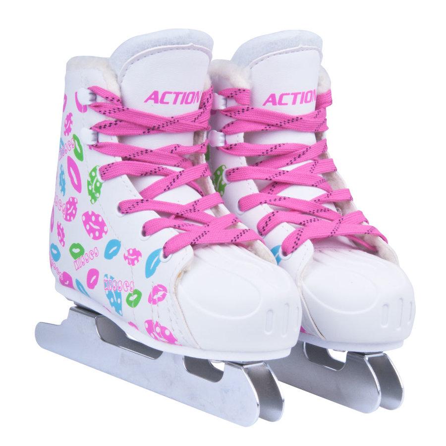 Dětské lední brusle Twing, Action - velikost 30 EU