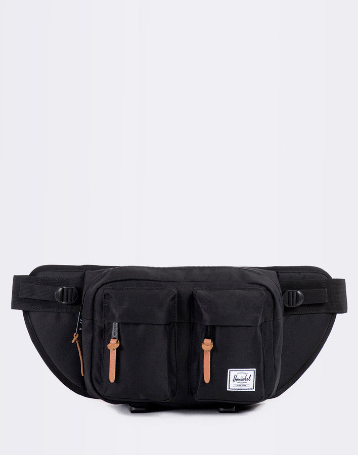 Ledvinka - Herschel Supply Eighteen Black
