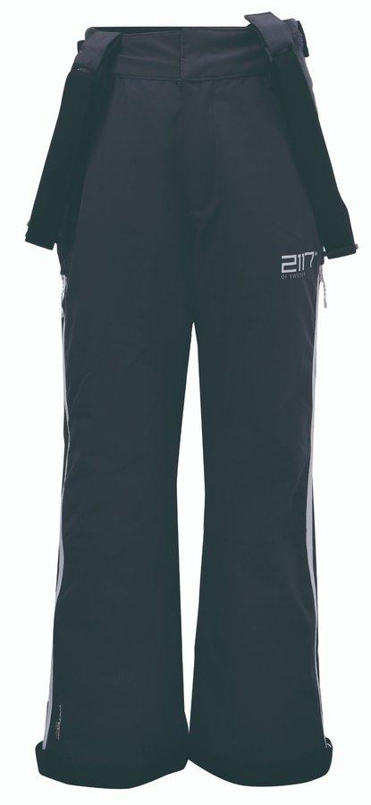 Modré dětské lyžařské kalhoty 2117 of Sweden