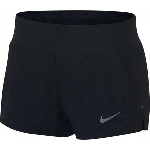 Černé dámské běžecké kraťasy Nike - velikost L