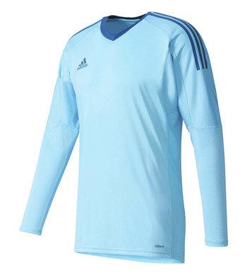 Modrý brankářský fotbalový dres Revigo 17 GK, Adidas - velikost M