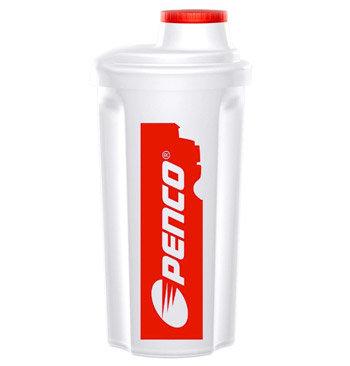 Bílý shaker Penco - objem 700 ml