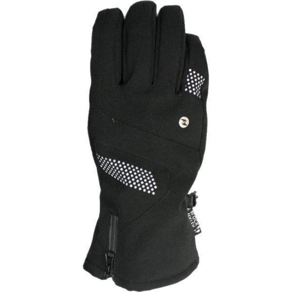 Černé dámské zimní rukavice Blizzard