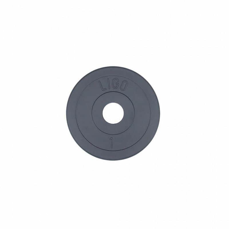 Kotouč na činky Ligo - 1 kg