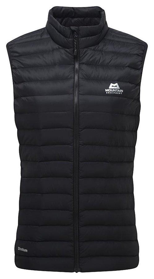 Černá zimní dámská vesta Mountain Equipment