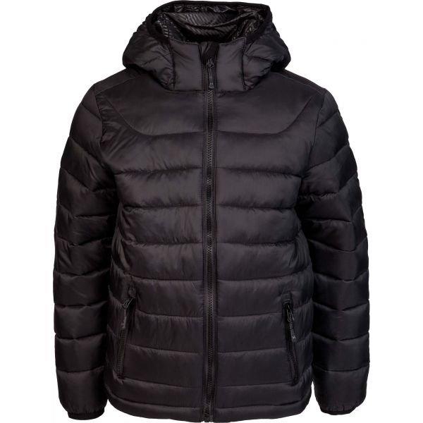 Černá dětská bunda Willard
