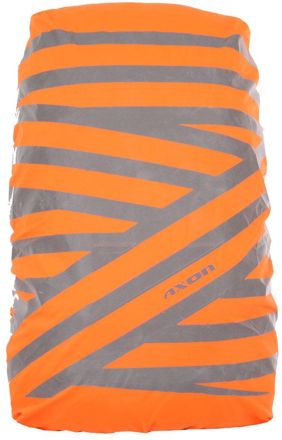 Oranžová pláštěnka na batoh Axon - objem 35 l