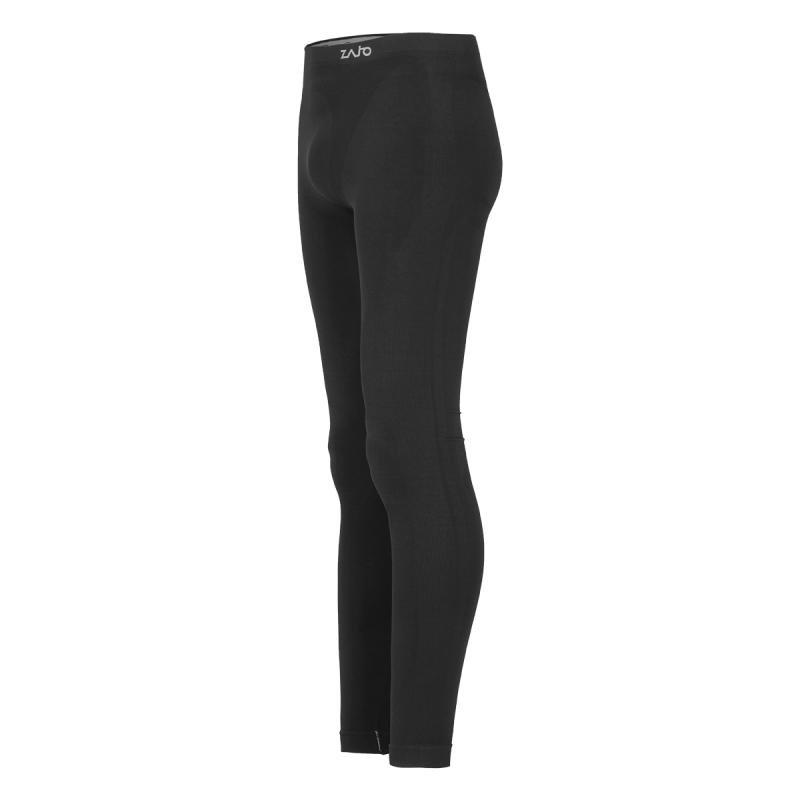 Černé pánské funkční kalhoty Zajo
