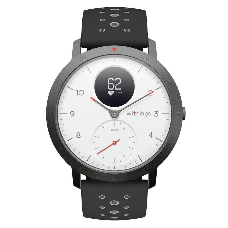 Sportovní chytré hodinky Steel HR Sport, Withings