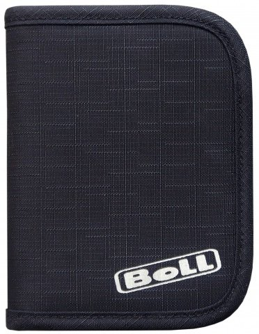 Peněženka - Boll Zip Wallet Black/lime