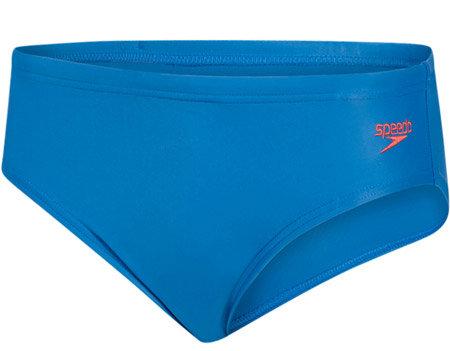 Modré dětské chlapecké plavky Speedo