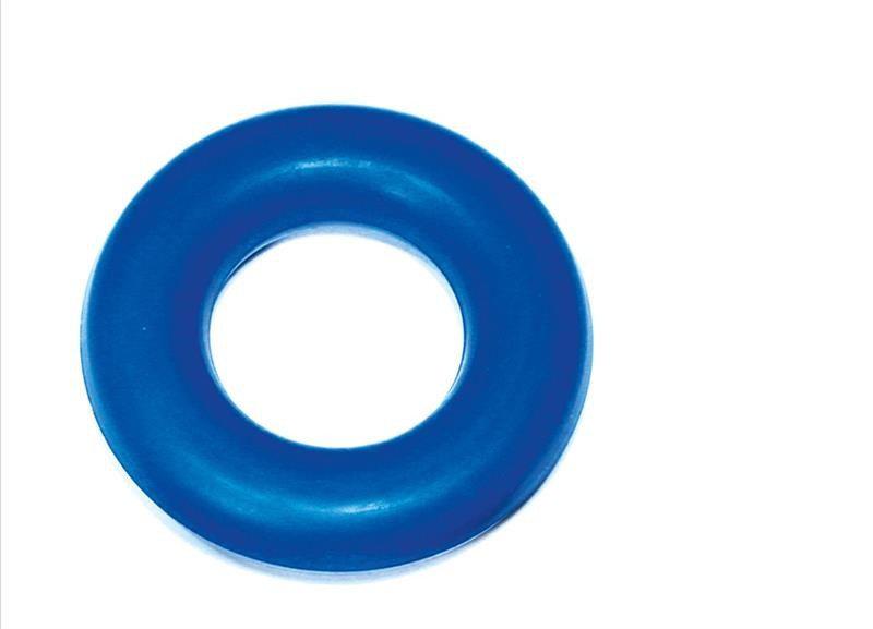 Modrý posilovací kroužek Yate